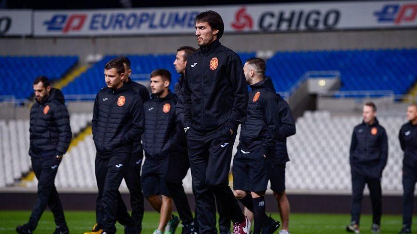 Българските футболисти срещат Кипър