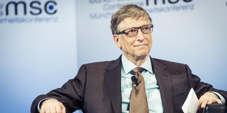 Бил Гейтс: Богатството идва след самоусъвършенстването