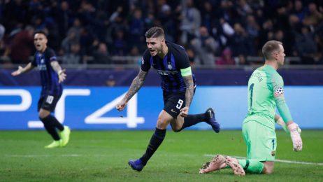 """Интер остава на върха в Серия """"А"""" с пълен точков актив"""