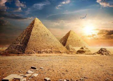 Учени разкриха тайна, свързана с египетските пирамиди