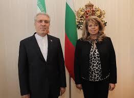 Неизползвания потенциал за сътрудничество обсъдиха вицепрезидентът Илияна Йотова и иранският вицепрезидент Али Асгар Мунесан