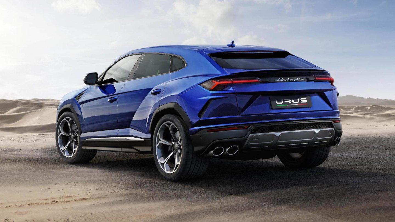Lamborghini Urus v Tesla Model X v AMG G63 v Range Rover Sport SVR
