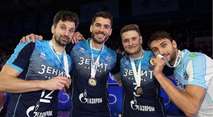 Зенит (Казан) с 5-а поредна Купа на Русия