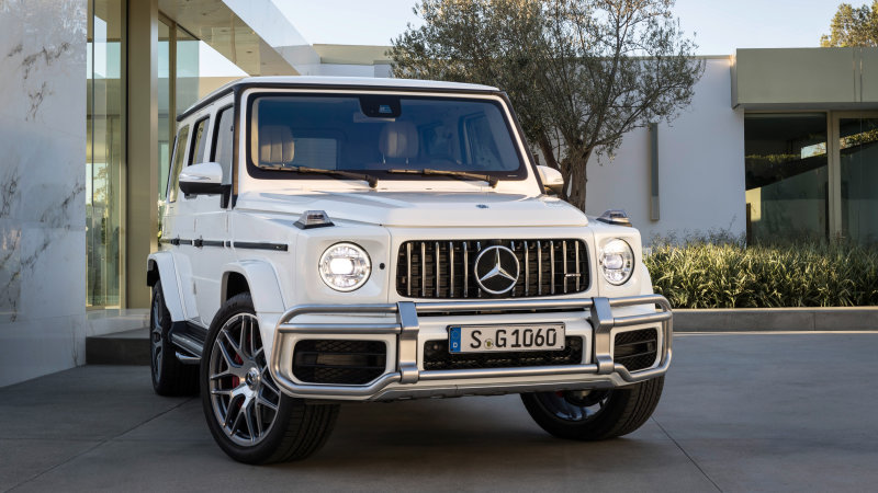 This AMG G63 is my new daily driver