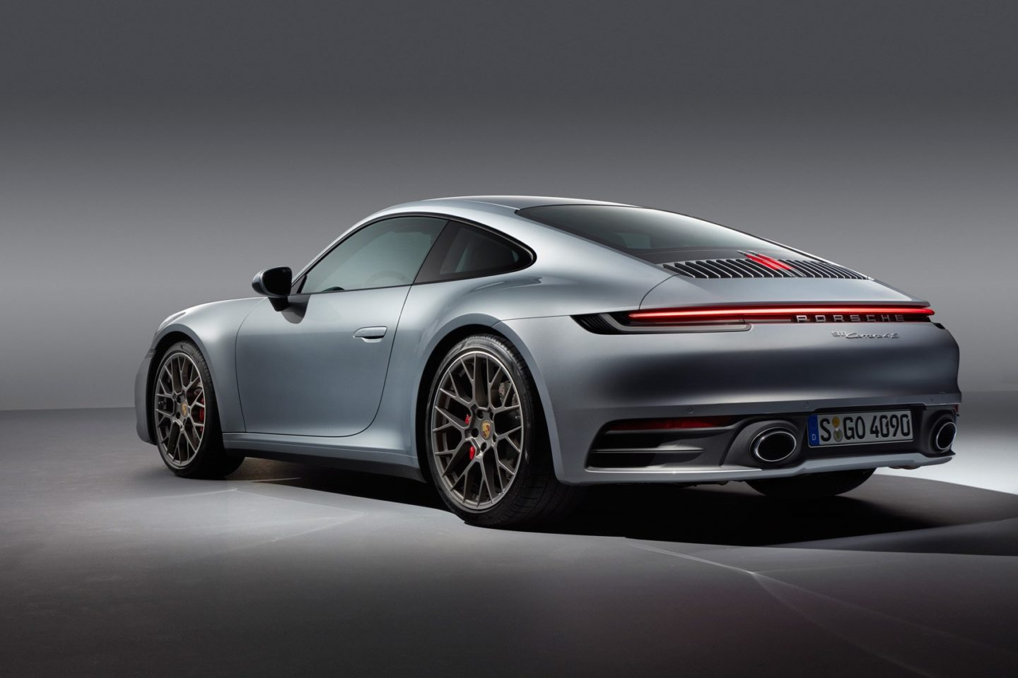 All-new Porsche 911 – full details on the 992