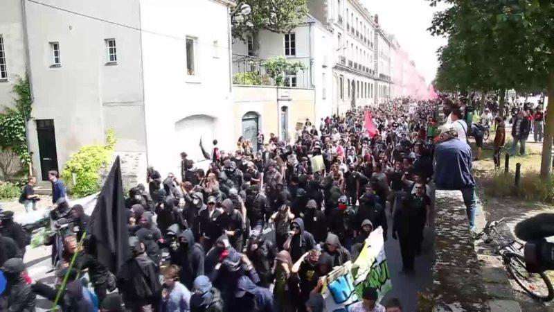 Властите във Франция се готвят за нова вълна от протести днес