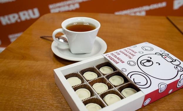 В Русия продават шоколадови пелмени с водка
