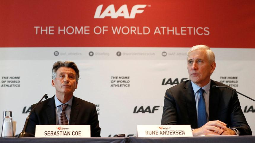 Международната федерация остави в сила забраната срещу руските атлети