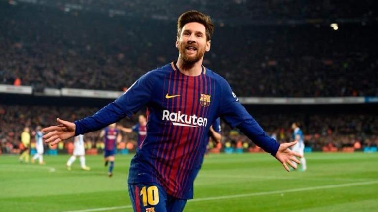 Меси недоволен от президента на Барселона