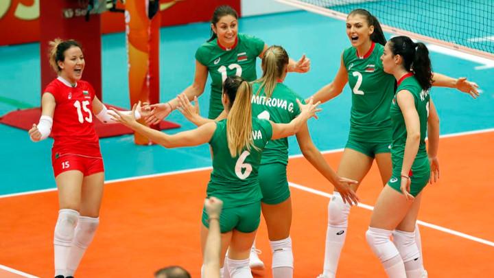 Волейболистките започват срещу Франция на европейското
