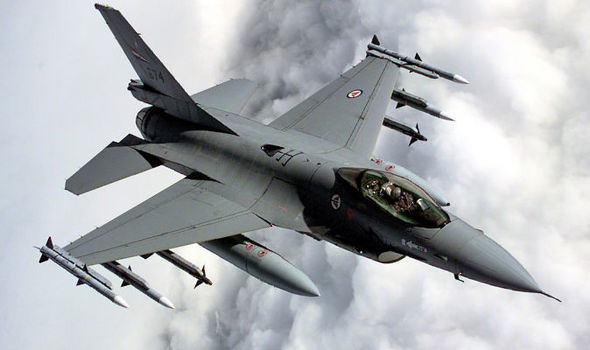 Американският Конгрес е одобрил финансовата рамка за придобиване на 8 многоцелеви изтребителя Ф-16 Блок 70 от България