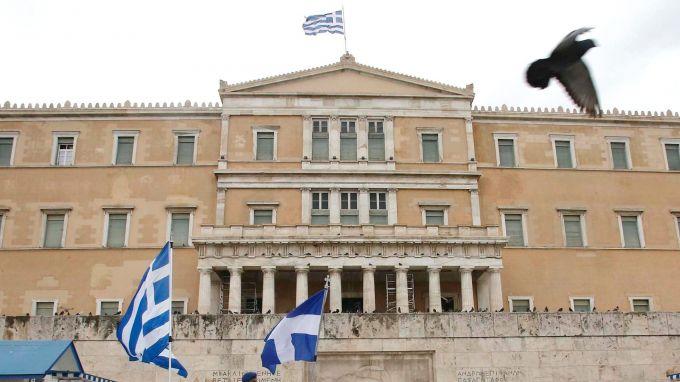 В гръцкия парламент ще дебатират по вот на доверие