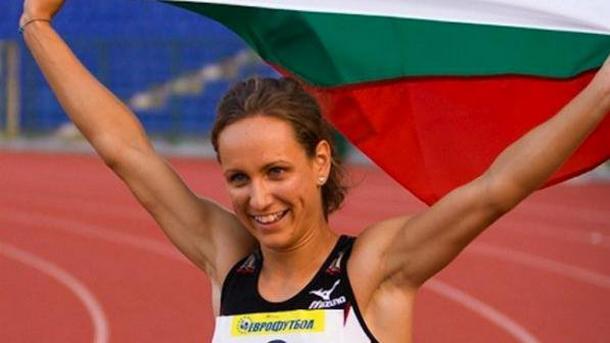 Инна Ефтимова спечели титлата на 60 м в Острава