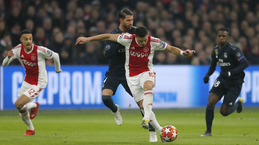 УЕФА разследва Серхио Рамос за умишлен жълт картон