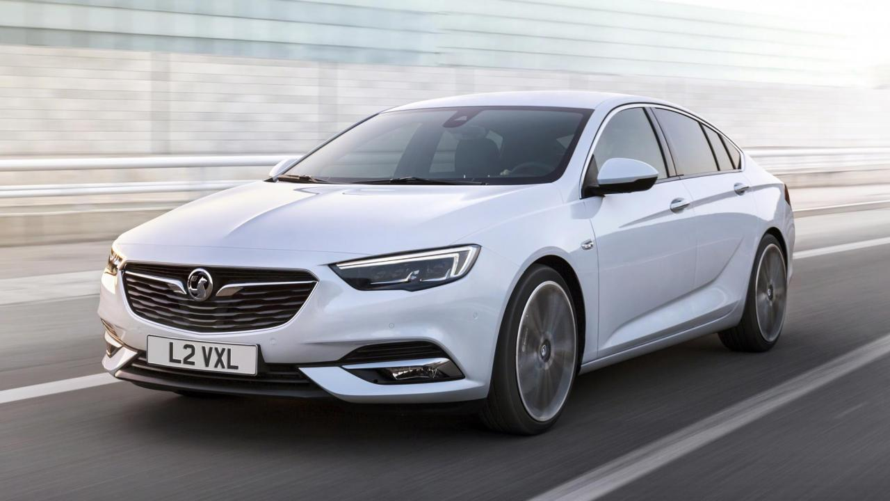 Vauxhall (Opel) Insignia Grand Sport 2019 in-depth review