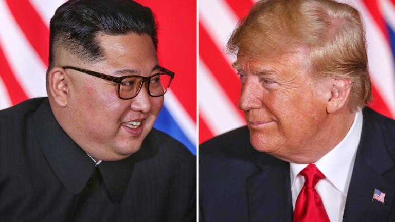 Срещата на Доналд Тръмп и Ким Чен-ун в Ханой приключи без споразумение