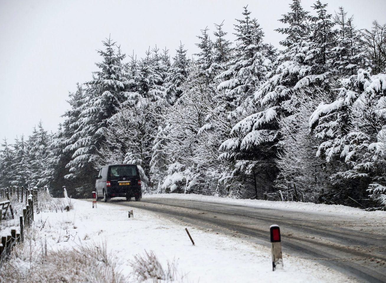 Сняг и Брекзит в Обединеното кралство