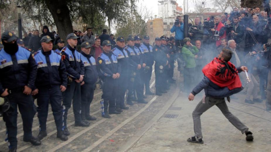 Албания срещу корупцията