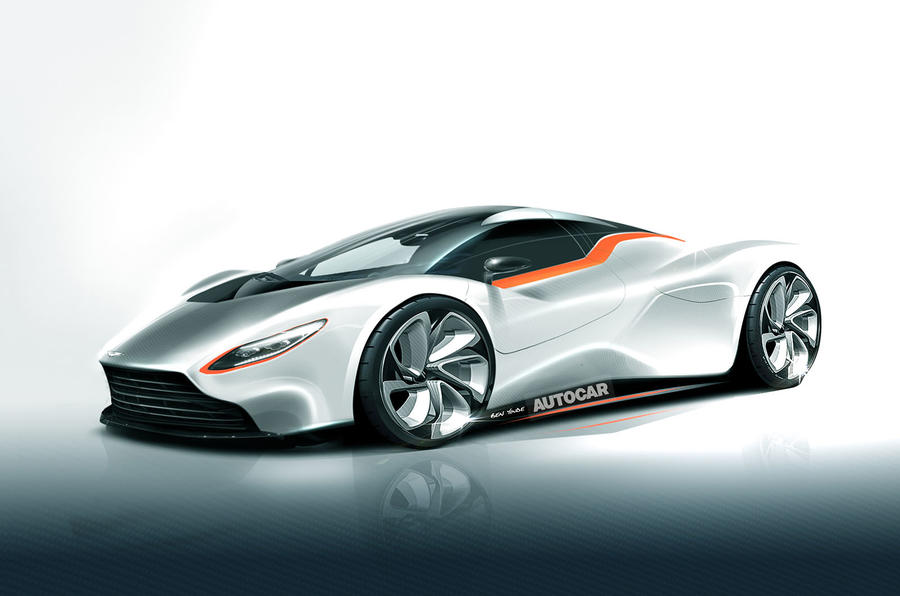New Aston Martin mid-engined supercar, baby Valkyrie and Lagonda SUV