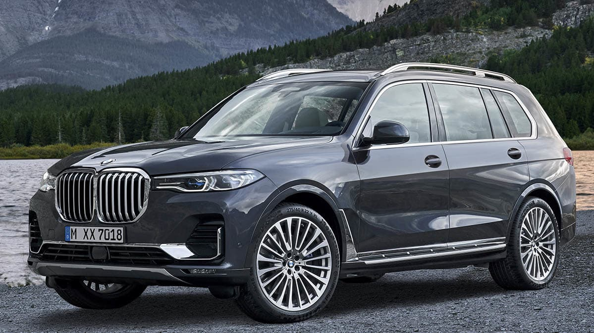 BMW X7 SUV 2019 review – is it the ultimate 7-seater 4×4
