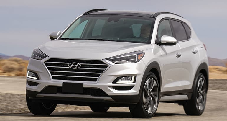 Hyundai Tucson SUV 2019 in-depth review