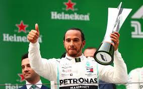 Хамилтън триумфира в старт номер 1000 във Формула 1