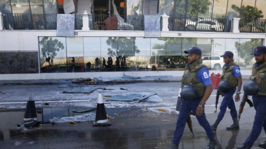 Извънредно положение в Шри Ланка