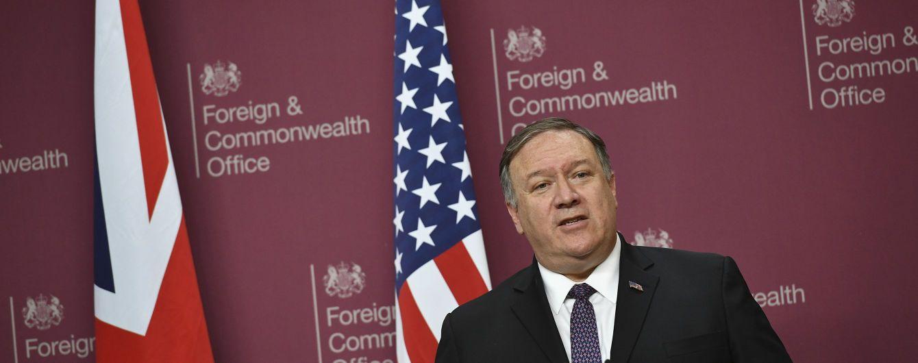 Помпейо заяви, че отношенията между САЩ и Великобритания ще останат специални, без значение от различията