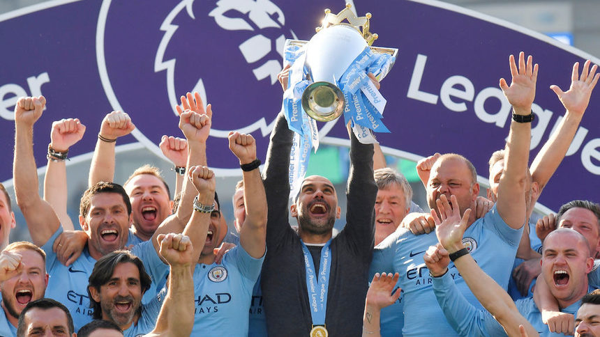 """""""Манчестър сити"""" е заплашен да не играе в Шампионската лига"""