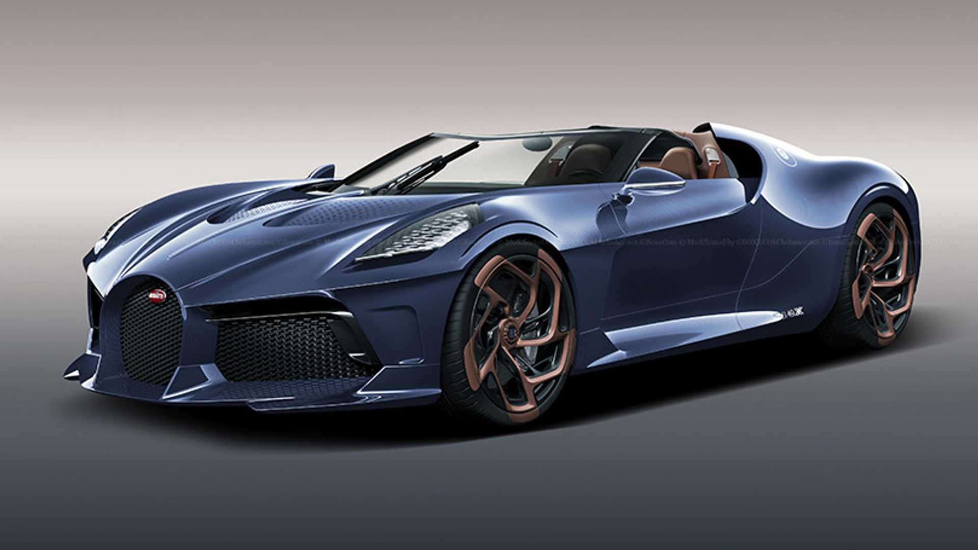 New £12M Bugatti hypercar – see why it's the MOST EXPENSIVE car in the world!