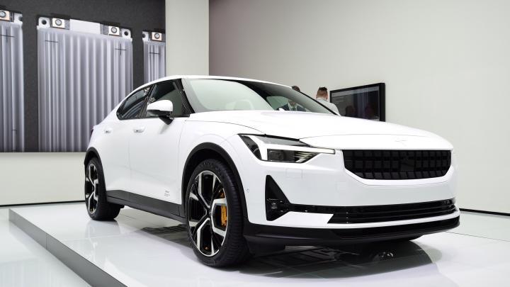 Volvo's Tesla Model 3 revealed – the stunning Polestar 2 EV