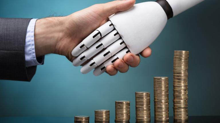 Великобритания изостава с наемането на роботи