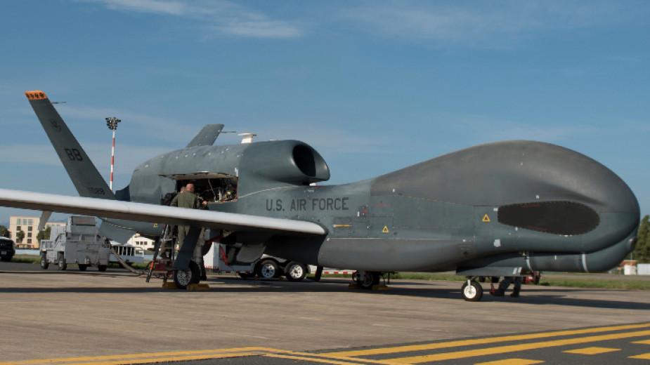 Москва: Американският дрон е свален във въздушното пространство на Иран