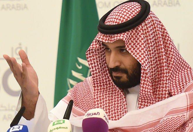 Саудитският престолонаследник обвинява Иран за нападенията срещу двата танкера в Оманския залив