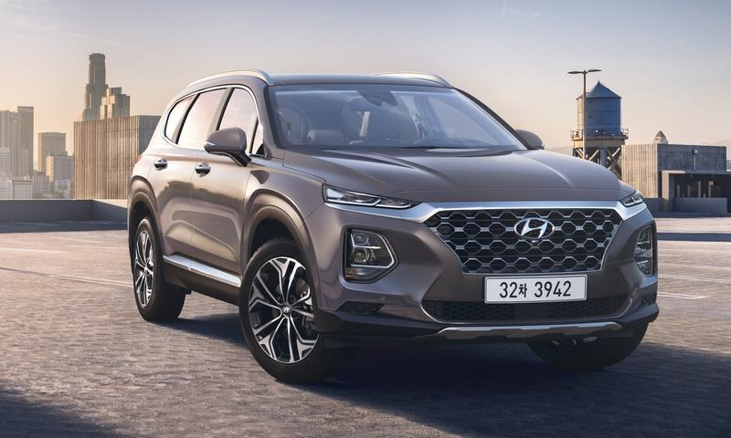 Hyundai Santa Fe SUV 2020 in-depth review