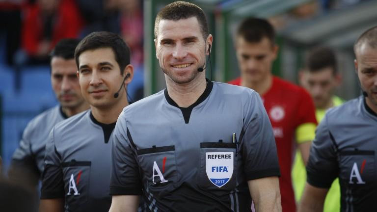 УЕФА повиши Георги Кабаков