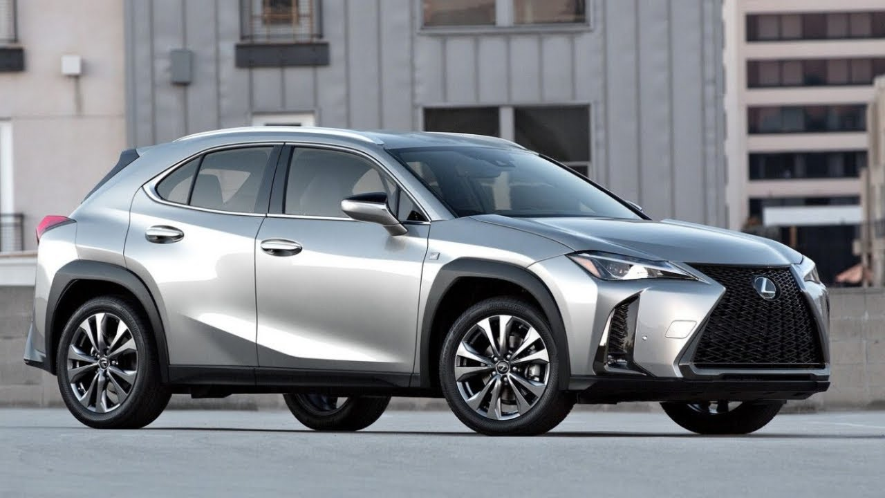Lexus UX SUV 2020 in-depth review
