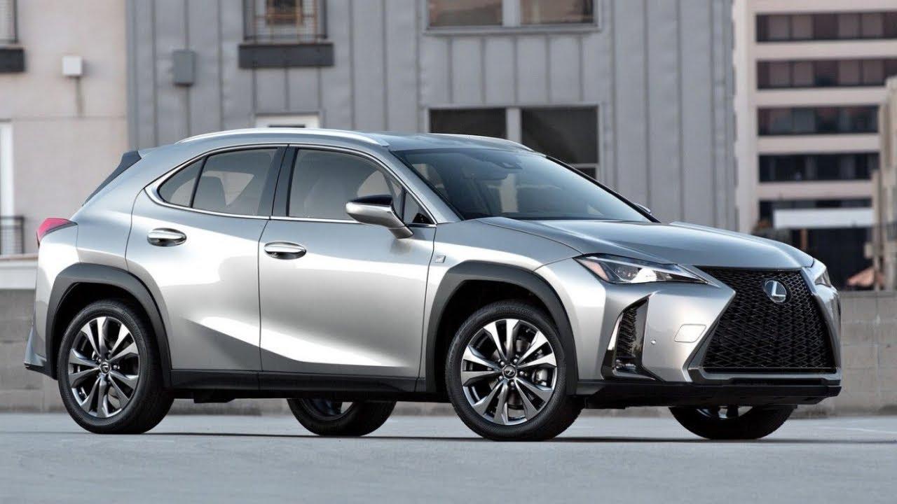 Lexus UX SUV 2020 in-depth review