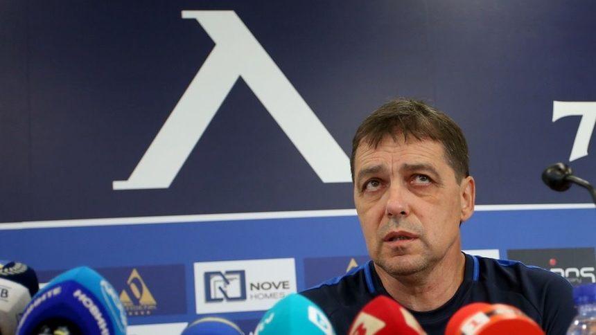 """Хубчев се притеснява от физическата подготовка на """"Левски"""""""