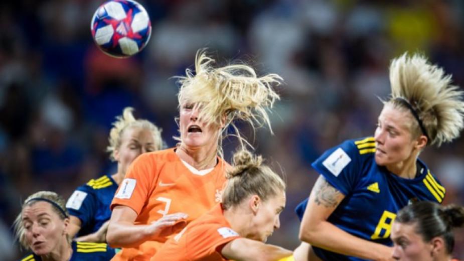 Холандия на исторически финал по футбол при жените