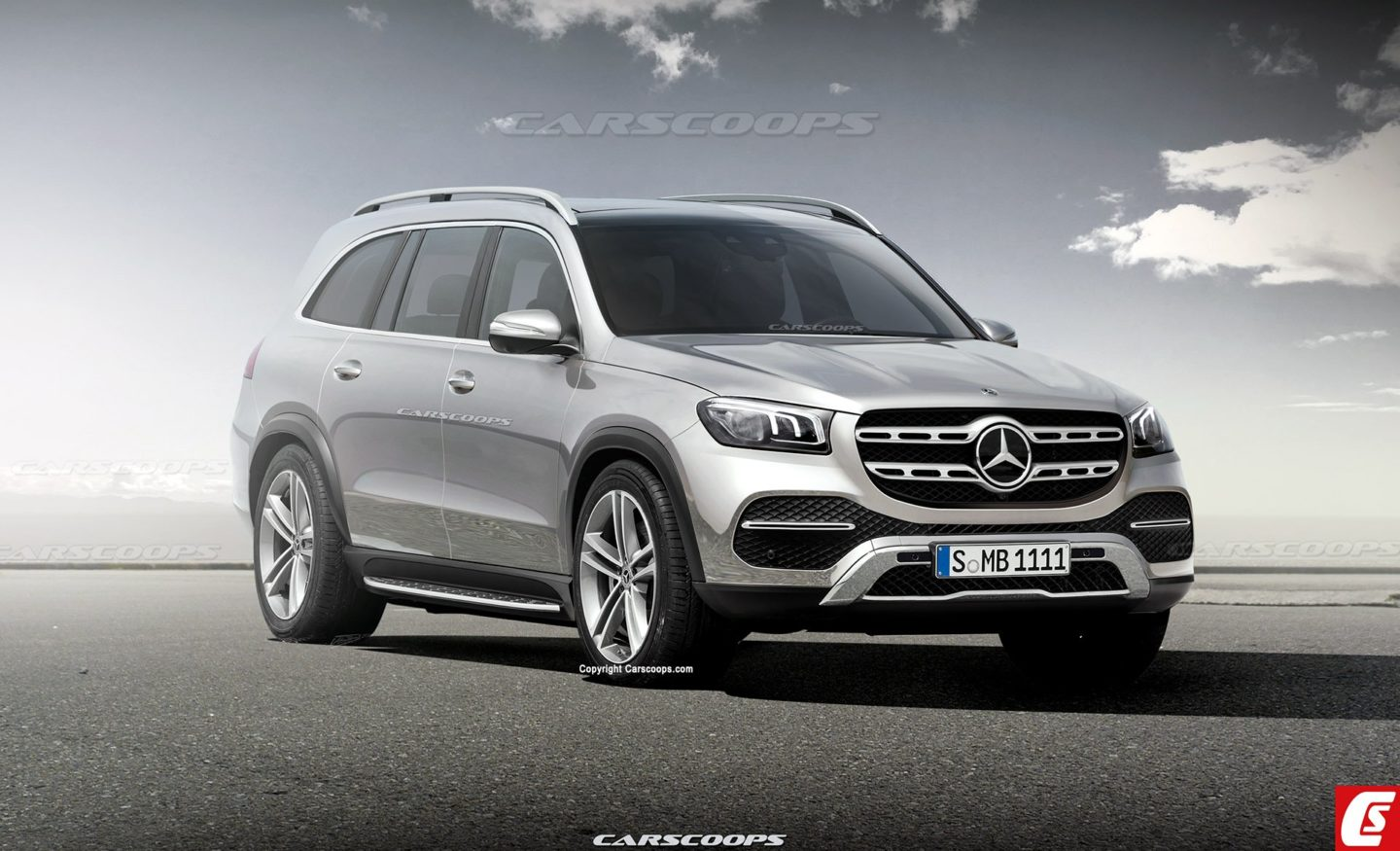 Mercedes GLS 2020 SUV review