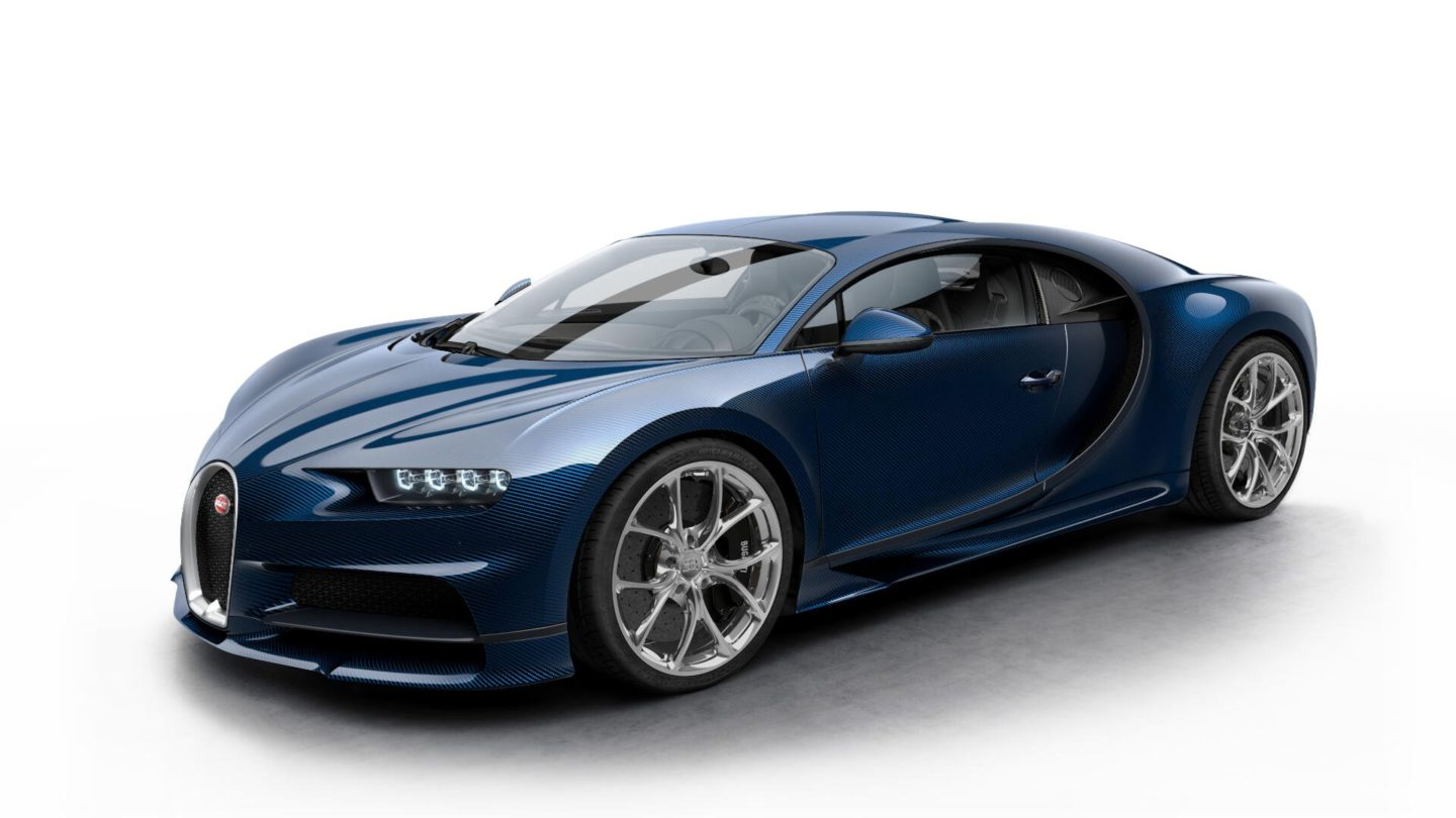 Bugatti Chiron, Koenigsegg Regera, Ford GT – here are the fastest cars in the world