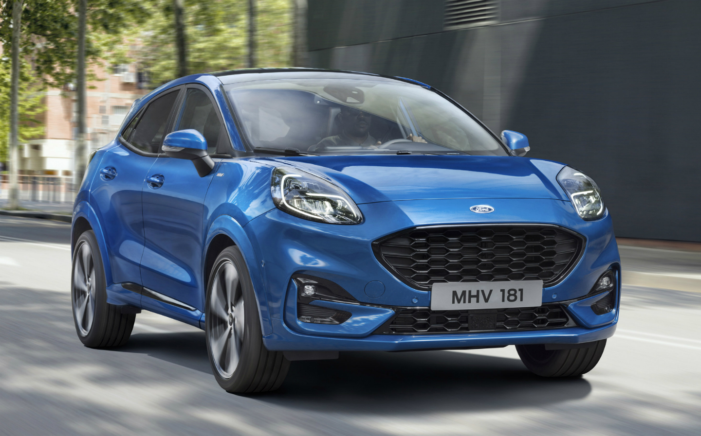 The Ford PUMA is back