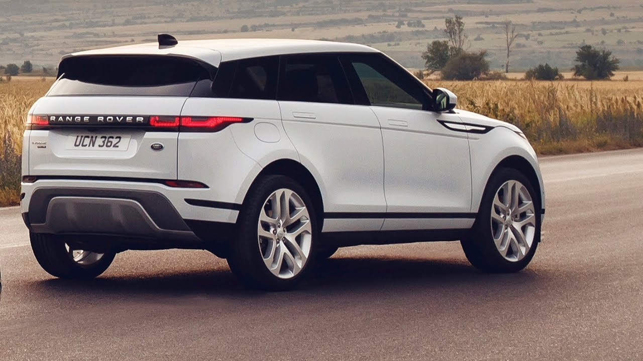 Range Rover Evoque SUV 2020 in-depth review