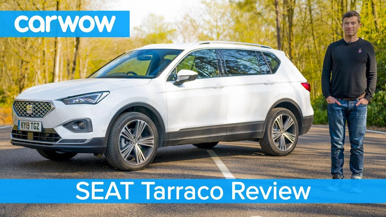 SEAT Tarraco SUV 2020 in-depth review | carwow