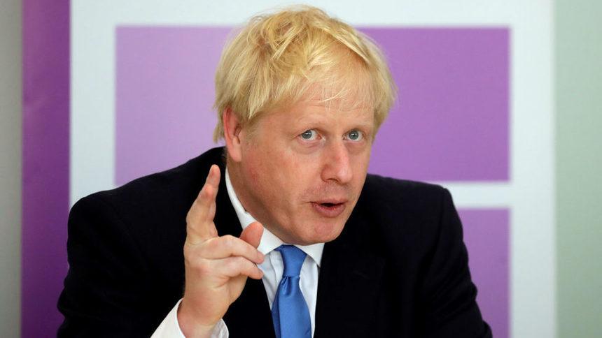 Джонсън ще каже на Макрон и Меркел, че Британският парламент не може да спре Брекзит