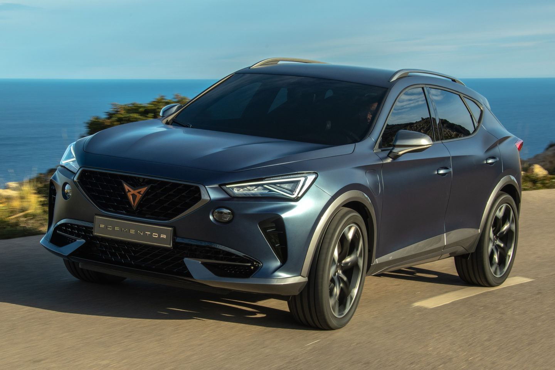 Cupra Ateca SUV 2020 review