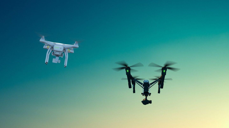 Walmart иска патент за блокчейн система за управление на дронове