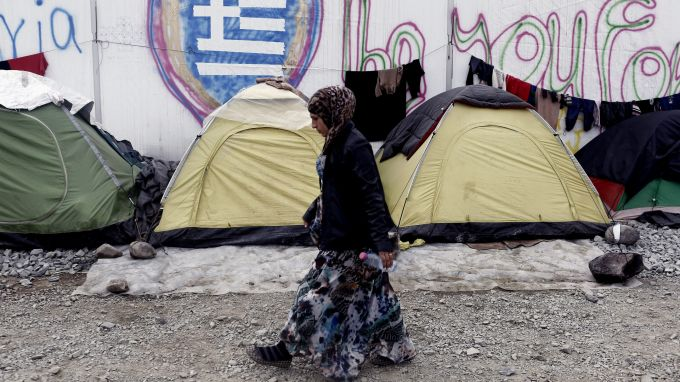 Притокът на нелегални мигранти към Гърция е нарастнал рязко през последния месец