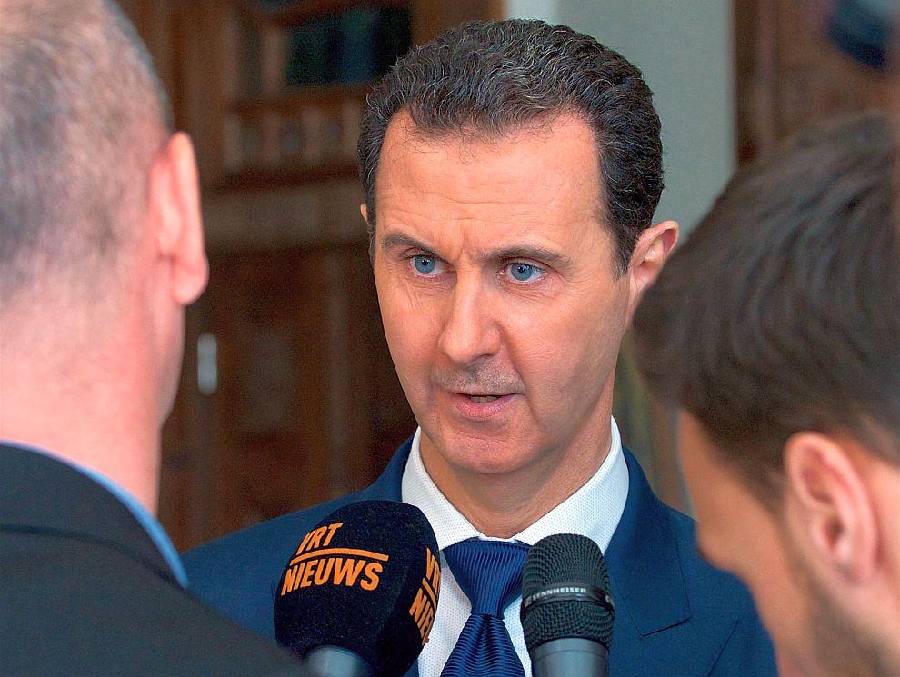Башар ал Асад обяви амнистия за всички престъпления преди 14 септември